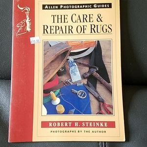 The Care and Repair of Rugs Horse Book
